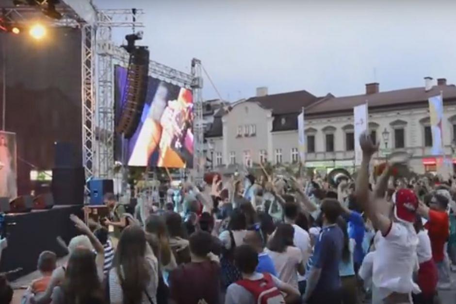 ŚDM: Wadowice też przeżywają wizytę papieża Franciszka