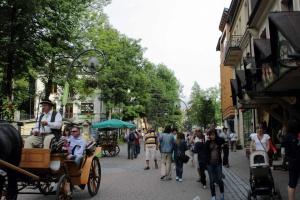 Zakopane: Park Kulturowy na Krupówkach to niewypał?