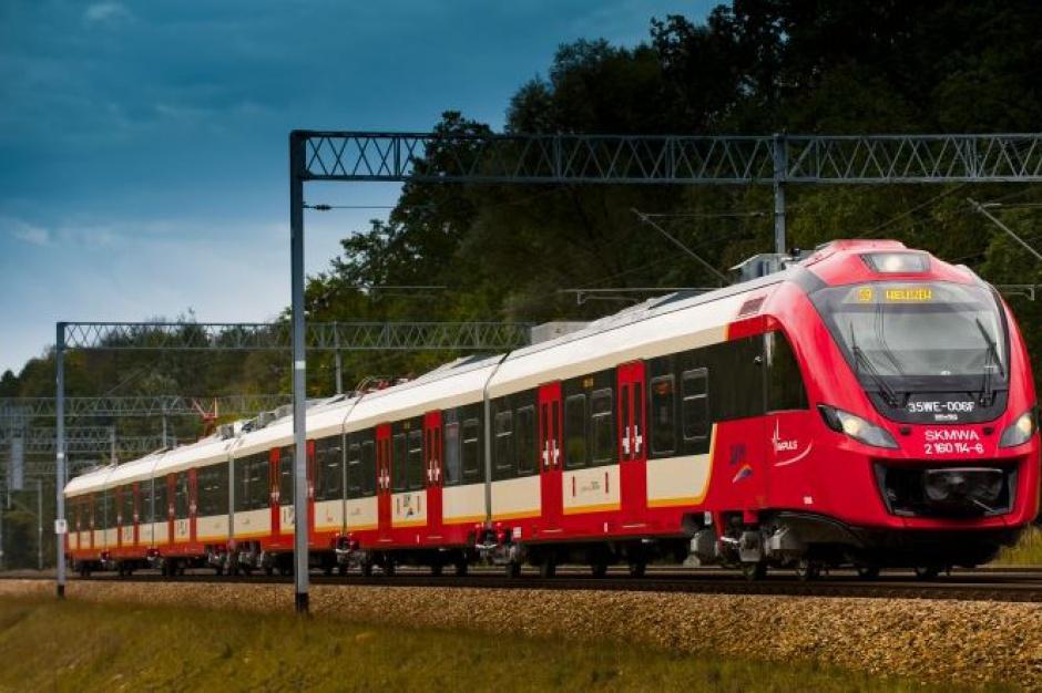 Województwo zachodniopomorskie kupi 17 pociągów od Newagu