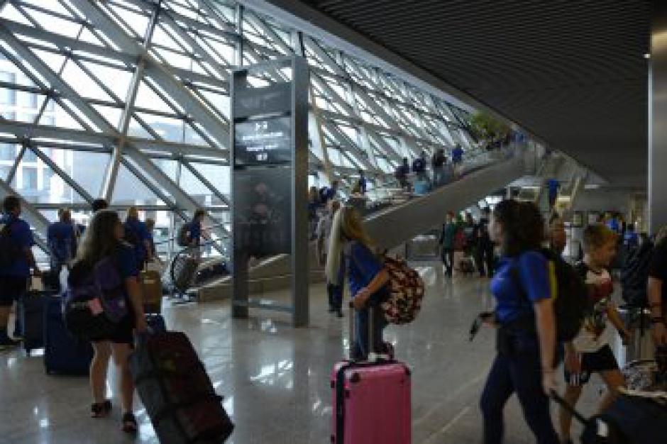 Światowe Dni Młodzieży. Problemy pielgrzymów z Iraku z odlotem z Krakowa