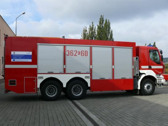 WFOŚiGW w Toruniu udzieli pożyczek na samochody dla kujawsko-pomorskich OSP