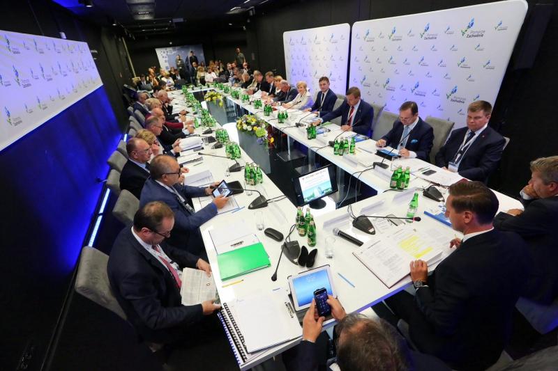 Konwent marszałków w Szczecinie jest pierwszym z trzech jakie zaplanowano na drugą połowę 2016 r. (fot. wzp.pl)