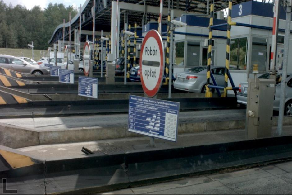 Pobór opłat na A4 Katowice-Kraków w czasie ŚDM zawieszony dwukrotnie
