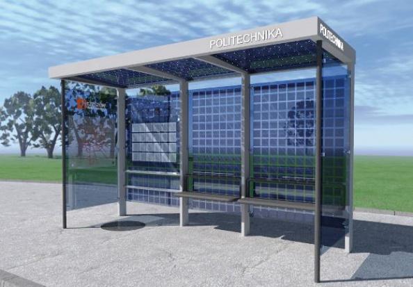 340 tys. zł kosztować będą trzy nowoczesne przystanki w Rzeszowie
