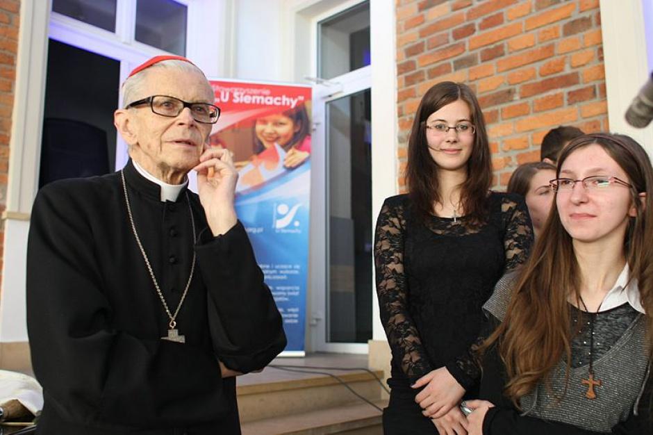 Kard. Franciszek Macharski, w latach 1979-2005 metropolita krakowski, zmarł we wtorek w wieku 89 lat.. Fot. wikipedia