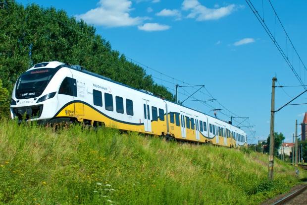 Koleje Dolnośląskie z rekordową liczbą pasażerów