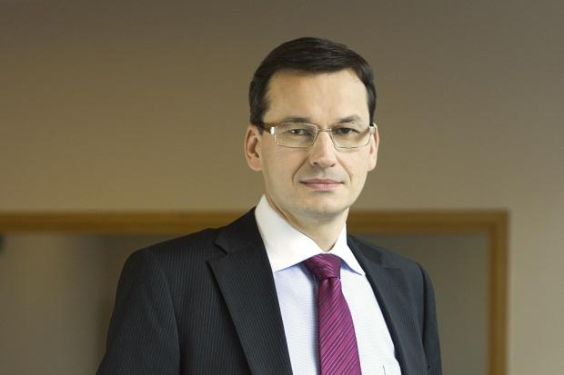 """Morawiecki: Udział samorządów w podatkach to """"kwadratura koła"""""""