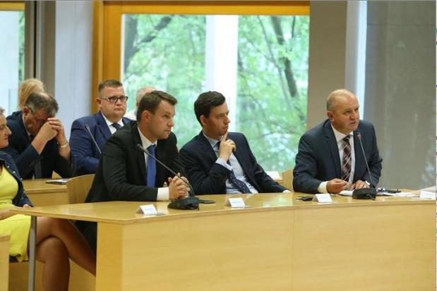 Mateusz Morawiecki, Opole: Samorządowcy apelują o środki na rozwój regionu