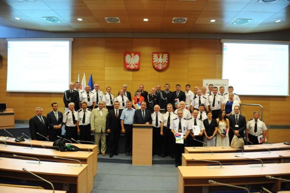 Małopolskie: Dotacje na remonty i doposażenie straży w 27 gminach