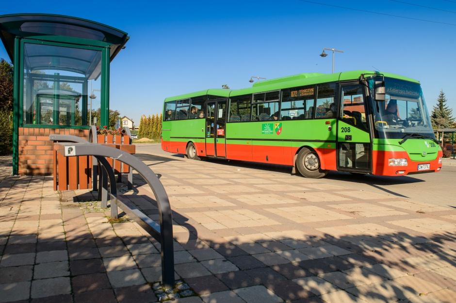 Rada gminy nie decyduje o rozkładzie jazdy prywatnych linii