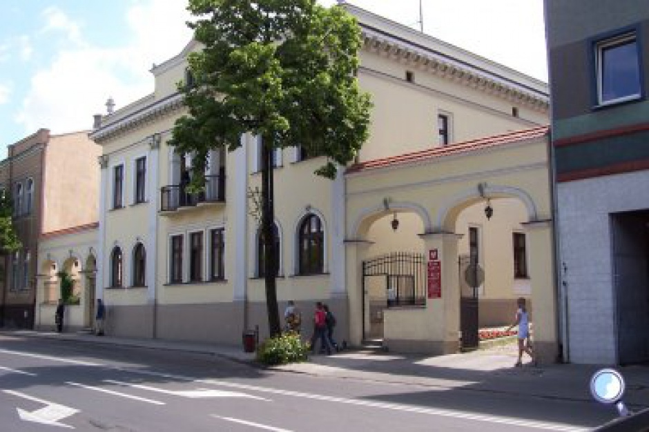 Wystawa poświęcona wydobyciu z Pilicy niemieckiego transportera