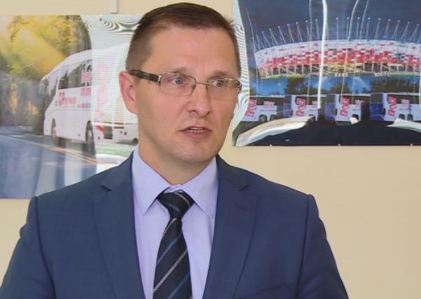 – Siatkę połączeń krajowych systematycznie dostosowujemy do potrzeb pasażerów i zmieniającego się rynku – deklaruje Andrzej Padziński (fot.newseria)