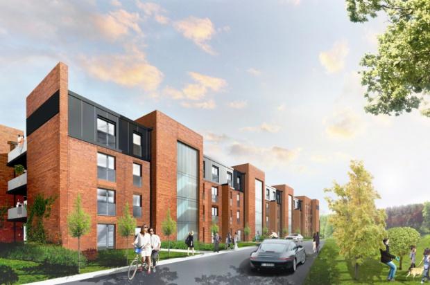 Nowa inwestycja mieszkaniowa w Poznaniu
