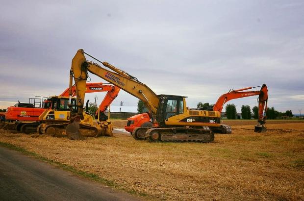 Dolnośląska Strefa Aktywności Gospodarczej – S3 Jawor: Ruszają prace przygotowujące grunty pod inwestycje