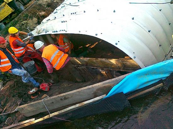 Toruń: 114 mln zł na wymianę sieci wodociągowej i kanalizacyjnej