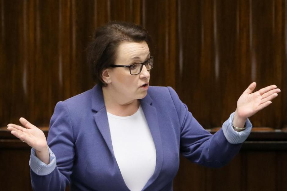 """Minister edukacji o likwidacji gimnazjów, reformie oświaty i przyszłości nauczycieli: """"Nie będę podejmowała tych decyzji sama"""""""