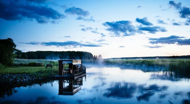 Biebrza - rzeka, która naprawdę wciąga