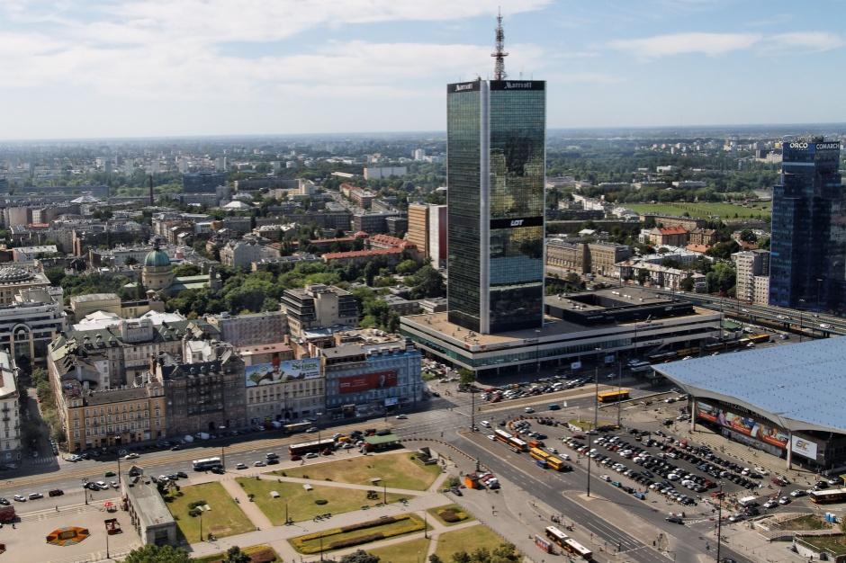Ranking miast najbardziej przyjaznych do życia. Warszawa? Nie jest źle