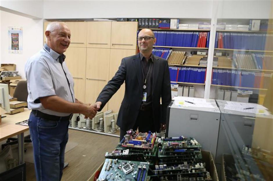 Opolskie: Drugie życie urzędowych komputerów