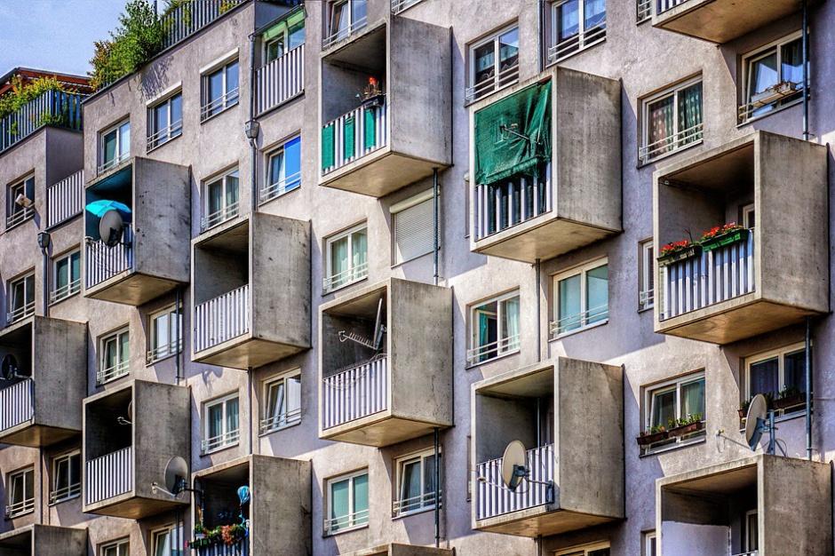 Budownictwo mieszkaniowe. Trwa hossa