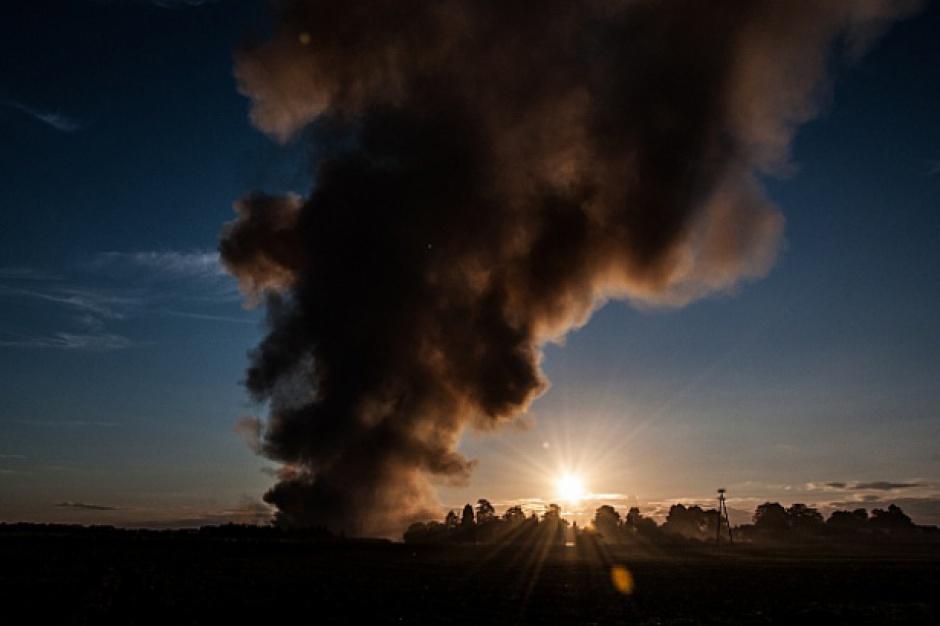 Dziwne pożary na składowiskach odpadów