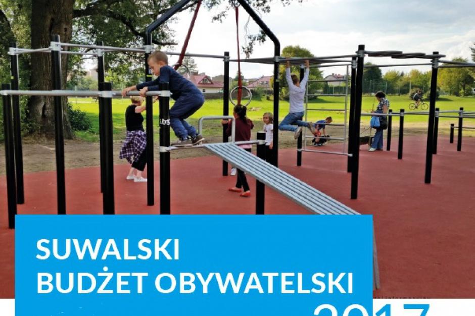 Budżet obywatelski w Suwałkach: Mieszkańcy wolą drogi niż place zabaw