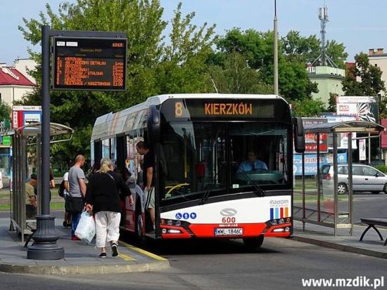 Ładowanie przez USB w radomskich autobusach. Nowe Solarisy mogą się podobać