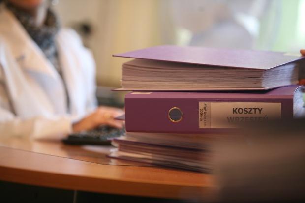 Lubuskie szpitale mają najniższe zobowiązania wymagalne w Polsce