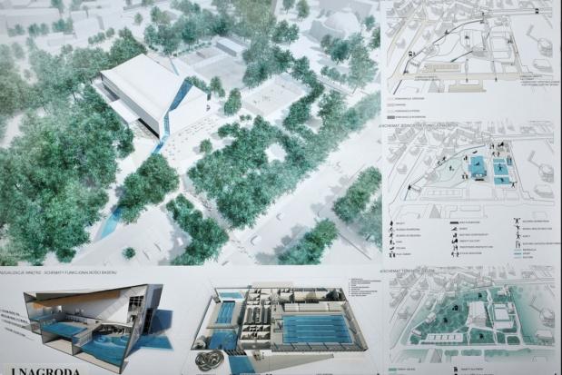 W Toruniu powstanie nowy basen. Prace ruszą jesienią przyszłego roku