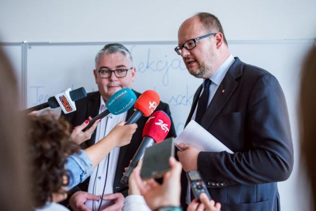 Nowy rok szkolny: Gdańsk stawia na edukację obywatelską