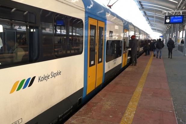 Służbowe przejazdy koleją: Koleje Śląskie dają zniżki pracodawcom