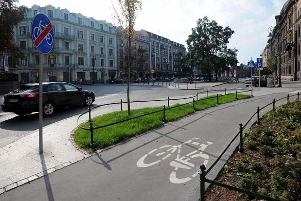 Kraków będzie miał 4,5 km nowych ścieżek rowerowych