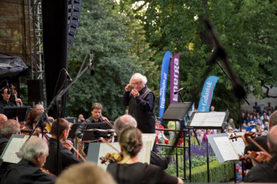 Gdańsk. Opera Mozarta pod gołym niebem na Festiwalu Mozartiana