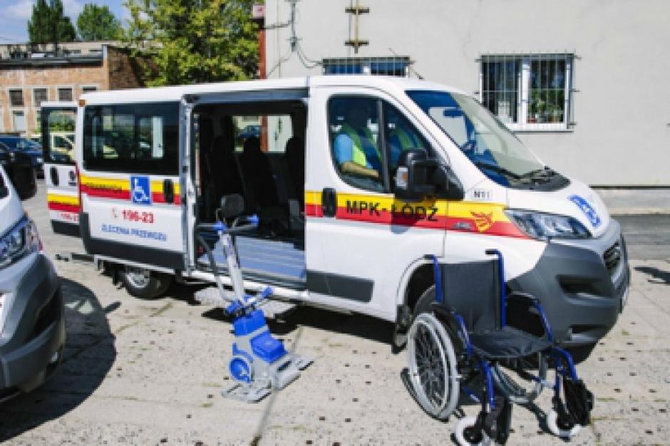Łódź: Nowe pojazdy MPK dla niepełnosprawnych