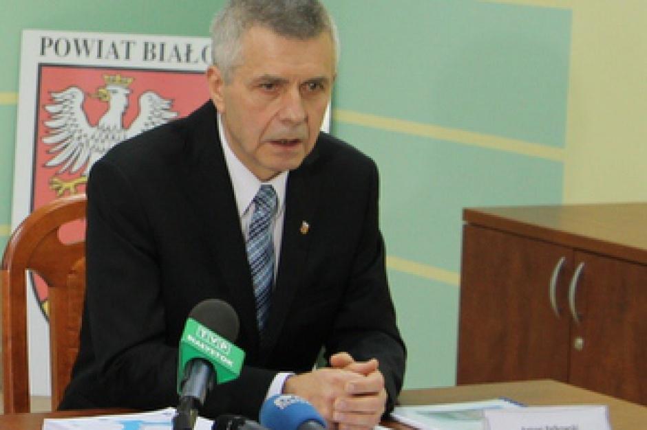 Białystok: Czy radni PiS odwołają starostę?
