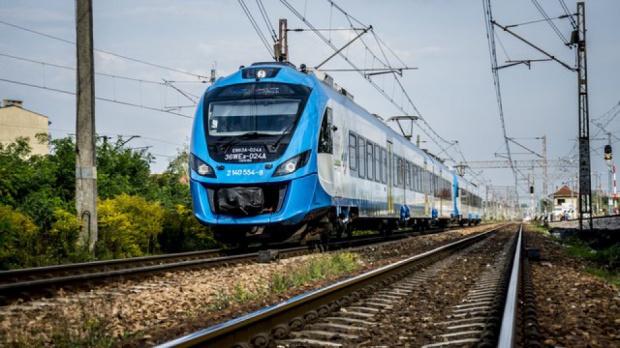 Świętokrzyskie. 1,4 mld zł na kolejowe inwestycje z KPK