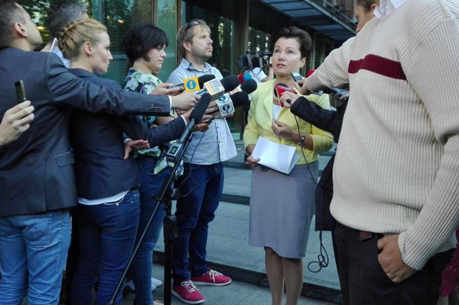Gronkiewicz-Waltz zapowiada zwolnienia i likwidację Biura Gospodarki Nieruchomościami