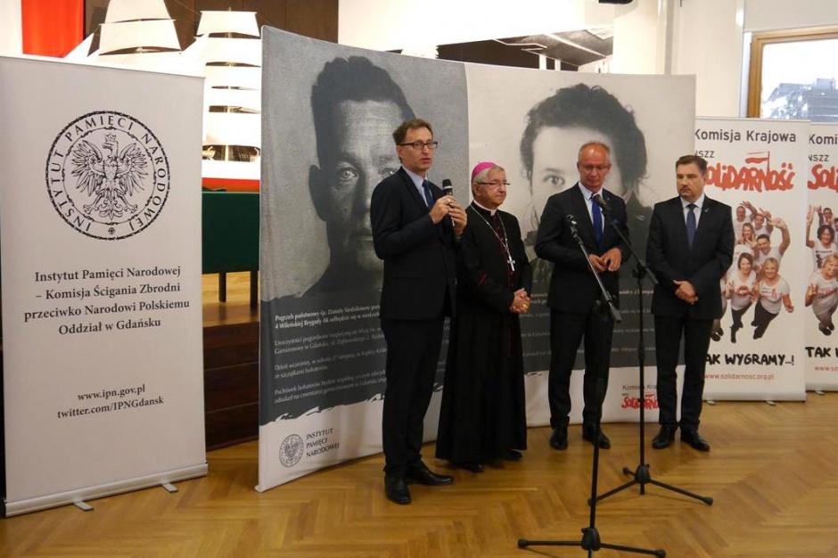 Gdańsk: pogrzeb Inki i Zagończyka z udziałem prezydenta