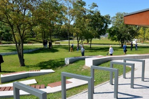 W Poznaniu oddano Park Stare Koryto Warty