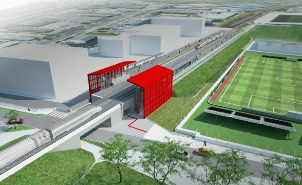 PKM: Siedmiu chętnych do budowy nowych przystanków