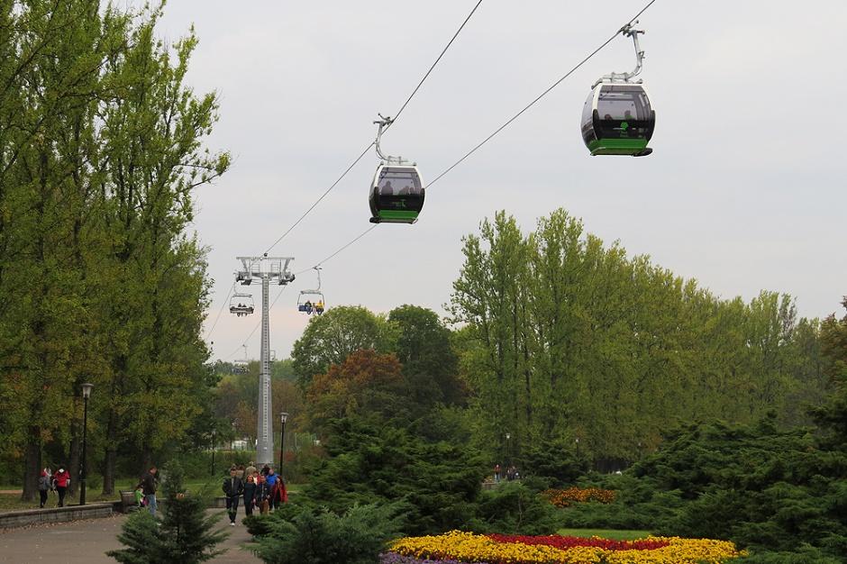 Elka, Fala: Jak sfinansować inwestycje w Parku Śląskim?