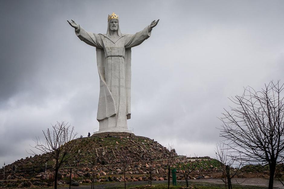 Jasło: Pomnik Jezusa Chrystusa powstanie. Radni udostępnili ziemię