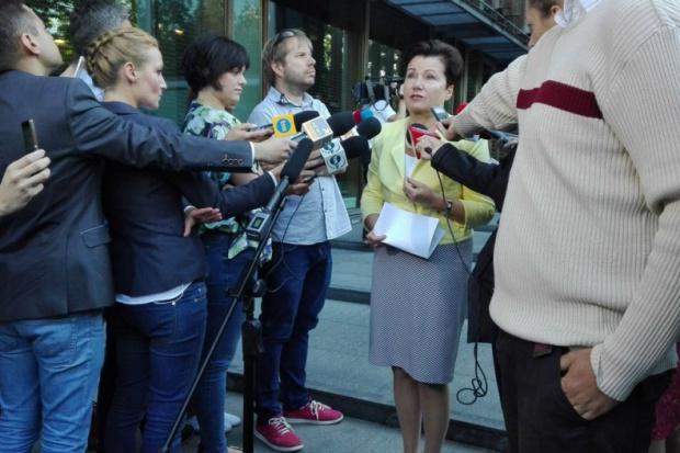 Wielu polityków i prawników podkreśla odpowiedzialność Gronkiewicz-Waltz za wydarzenia w Warszawie (fot.um.warszawa.pl)