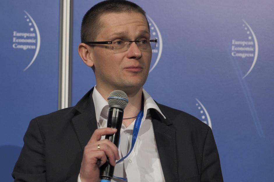 Grzegorz Makowski dyrektor programu Odpowiedzialne Państwo Fundacja im. Stefana Batorego (fot.wnp.pl)