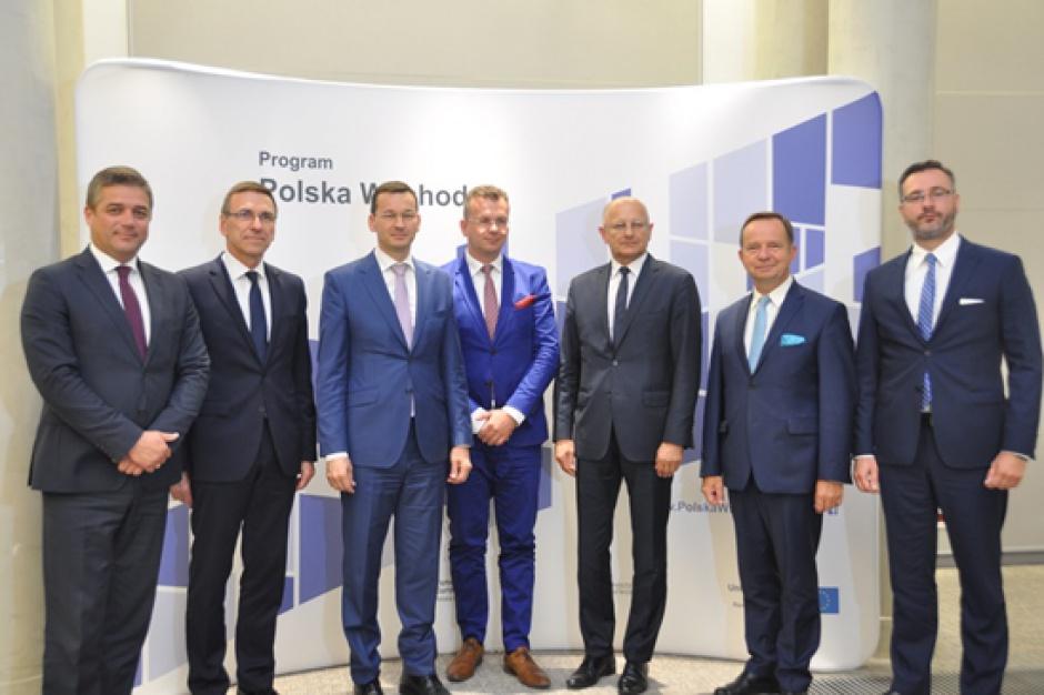 826 mln zł na drogi w Polsce Wschodniej. Umowy podpisane