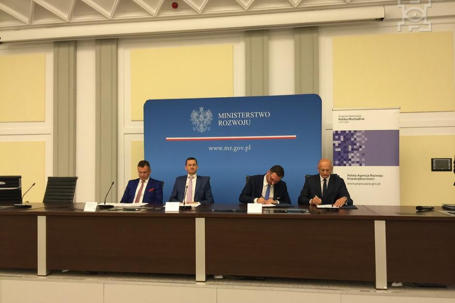 Lublin będzie miał drogę wartą miliony. Podobnie inne wschodnie miasta