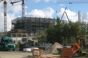 Cztery firmy chętne na dokończenie spalarni w Szczecinie
