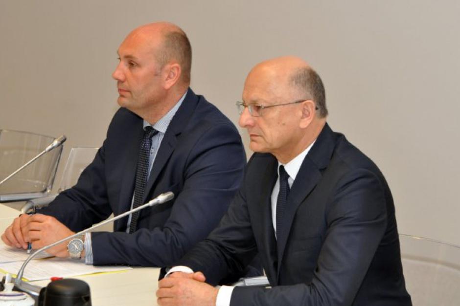 Marek Olszewski za Krzysztofa Żuka - od września nowy współprzewodniczący KWRiST