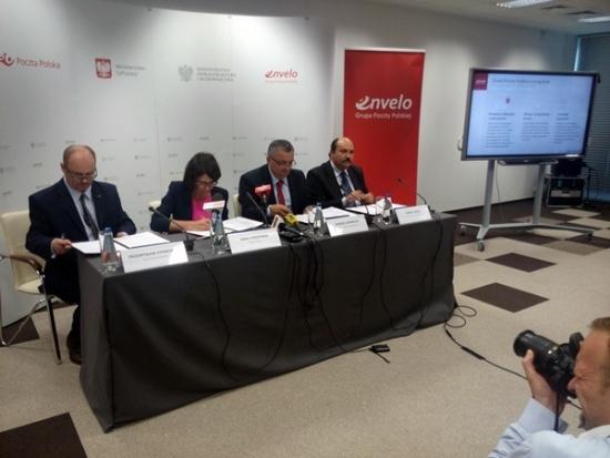 Poczta Polska pomoże w cyfryzacji państwa. Krótsze kolejki i przyjazne procedury