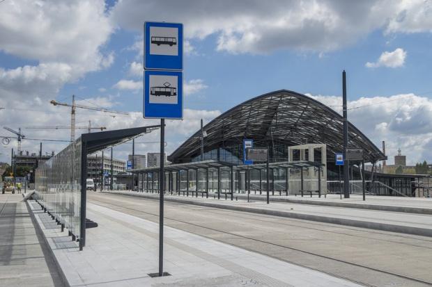 Łódź Fabryczna to największy i najnowocześniejszy multimodalny dworzec w Polsce